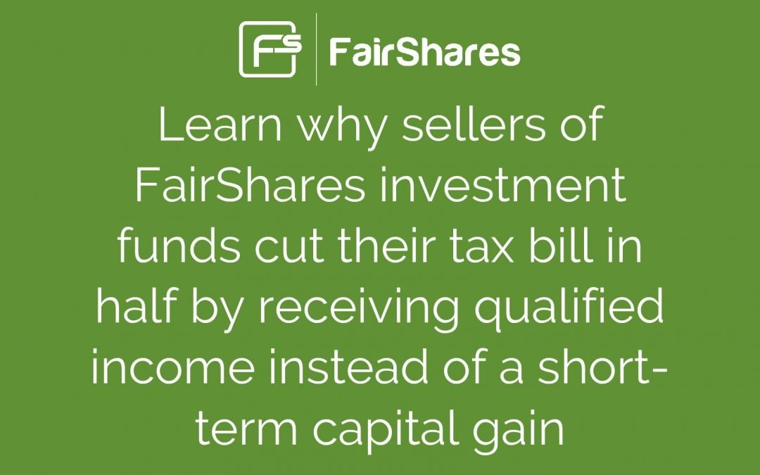 Why Sellers of FairShares Funds Will Outperform Traditional Funds